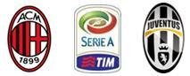 AC Milan – Juventus - Sabato 22 Ottobre 2016
